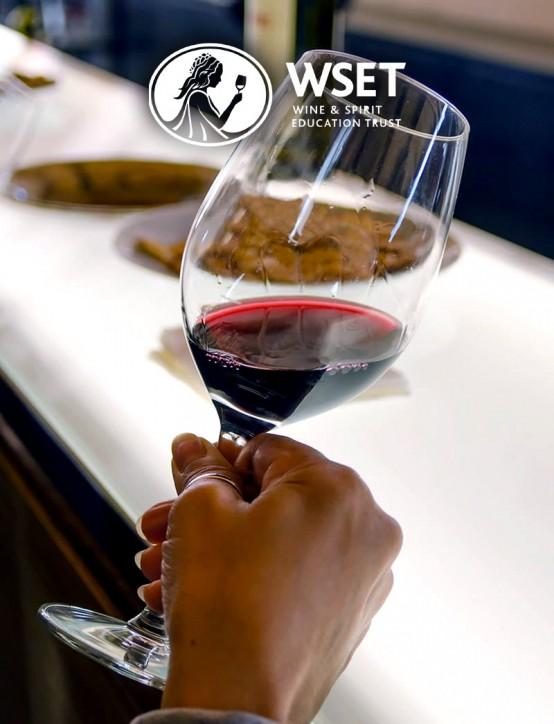 Rattrapage WSET 3 - Niveau avancé en connaissance du vin