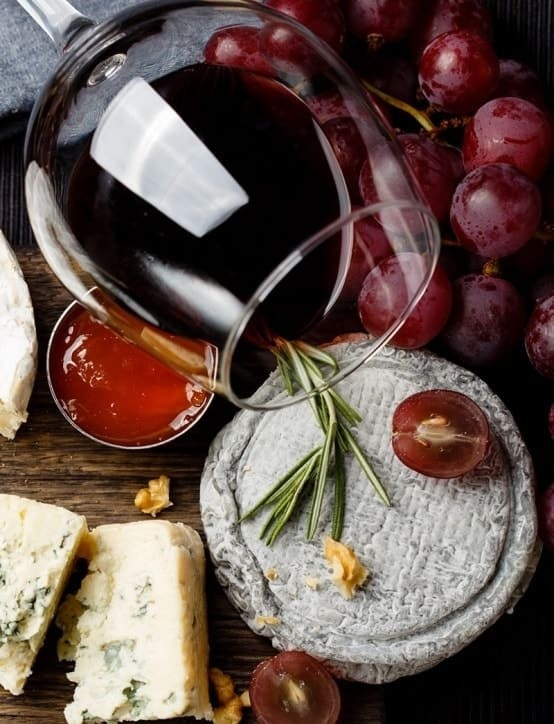 Accords vins et fromages à Bordeaux