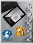Chèque cadeau formation certifiante WSET Niveau 1 en spiritueux