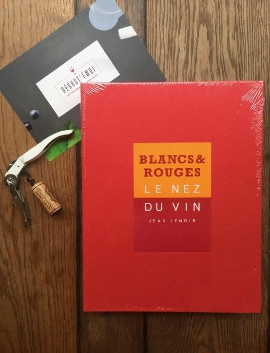 """Livre-Coffret """"Blancs & Rouges"""" 24 arômes"""