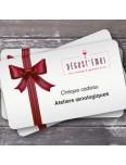 Chèque cadeau ateliers oenologiques
