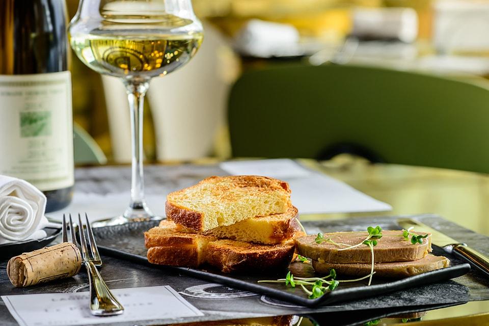 interactions gustatives : Vins et Foie gras