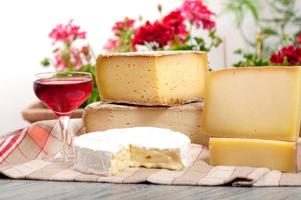 quel vin choisir avec un fromage à croute fleurie