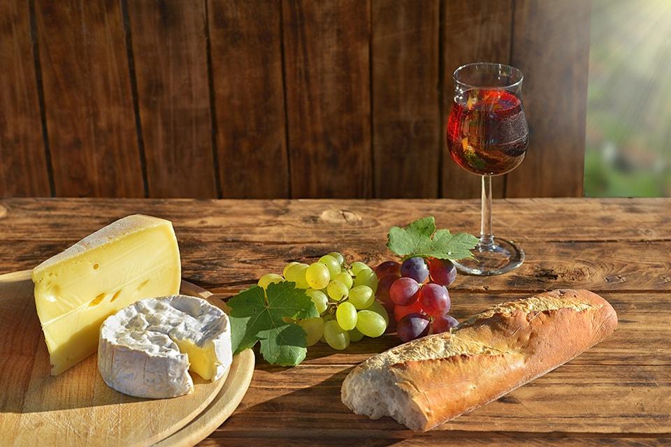 vins et camembert : quels accords choisir ?