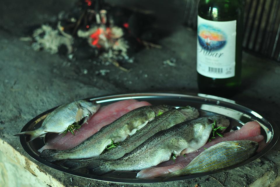 Vins blancs et poissons