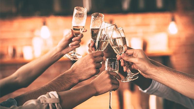 Le champagne, un incontournable pour les fêtes