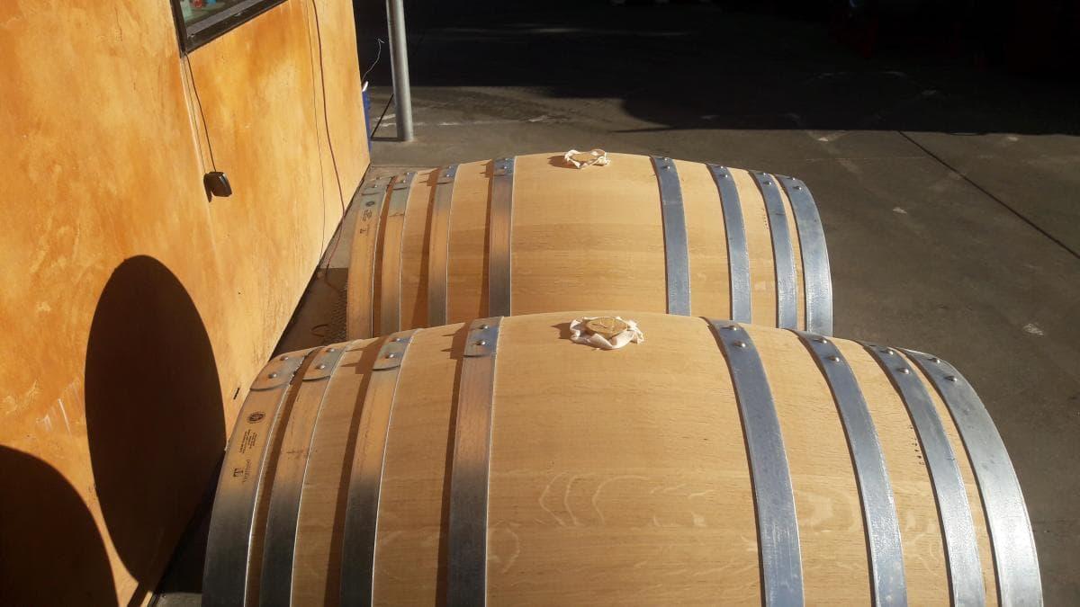 L'élevage oxydatif des vins doux naturels permet le développement d'arômes caractéristiques appelés rancios