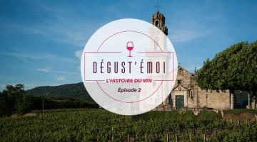 Histoire du vin : le moyen-âge