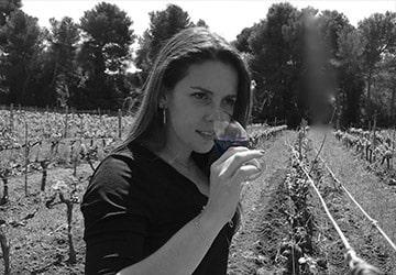 cours d'oenoloegie à nice : Audrey Baudinat