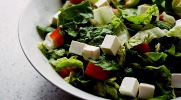 accords vins et salades