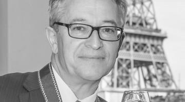 Formateur WSET Gérald Olivier