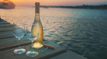 vinification sous la mer