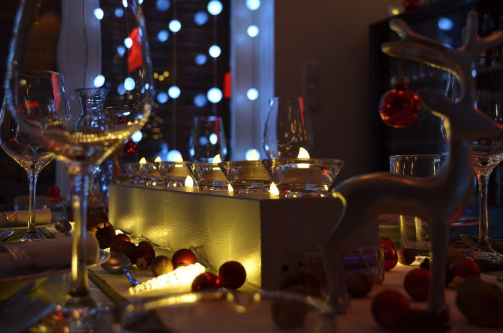 plats de Noël et vins