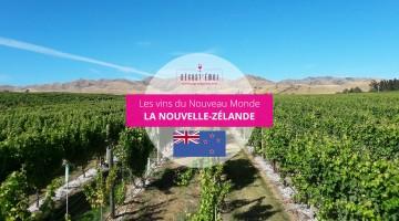Les vins de Nouvelle-Zélande