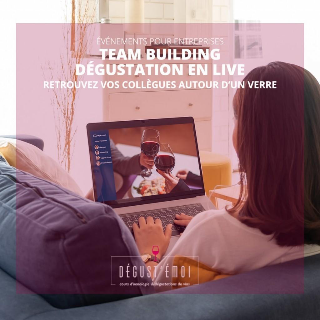 team building oenologie