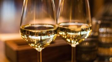 dégustation de vins blancs